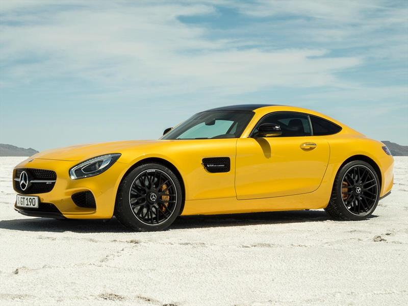 foto Mercedes Benz AMG GT financiado en cuotas ( S Chrome Package ) Anticipo u$s20.000