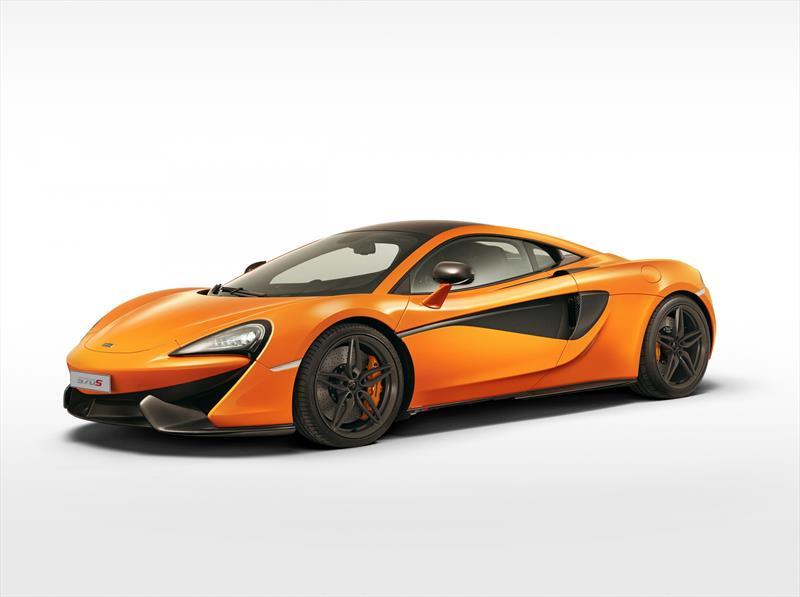 foto McLaren Automotive 570S y 540C