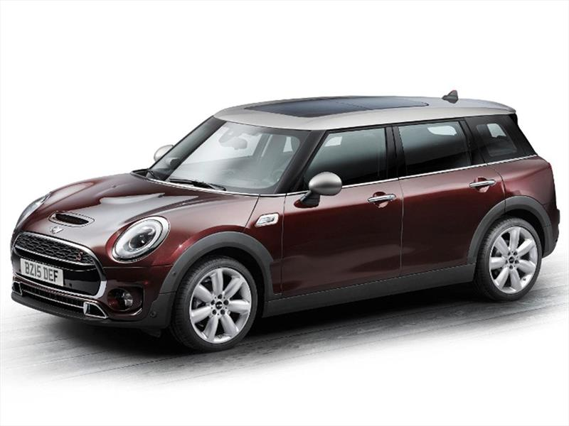 foto MINI Cooper Clubman Pepper S Chili
