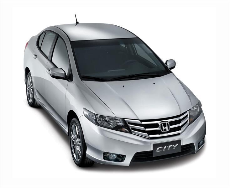 Honda City EXL (2014)