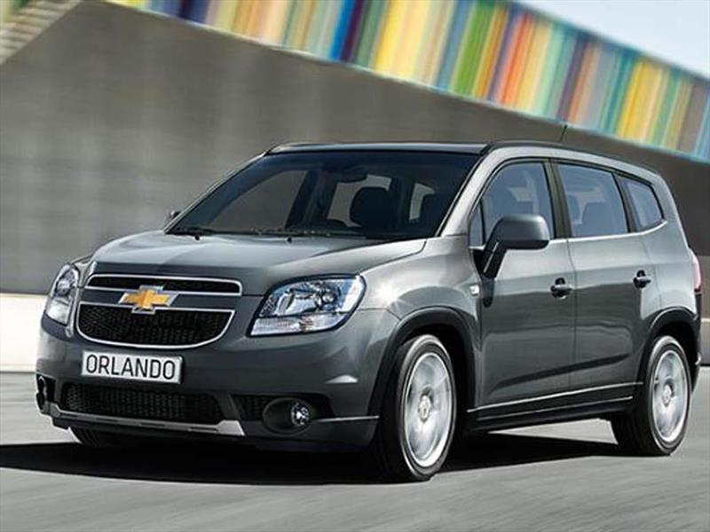 foto Chevrolet Orlando 2.4L Aut