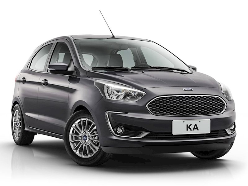 foto Ford Ka financiado en cuotas ( 1.5L S ) Anticipo $150.960