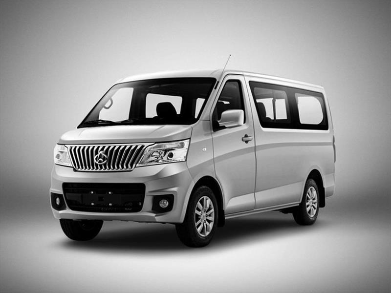 1f43b6b010d09 Changan Grand Van Turismo - Información 2018