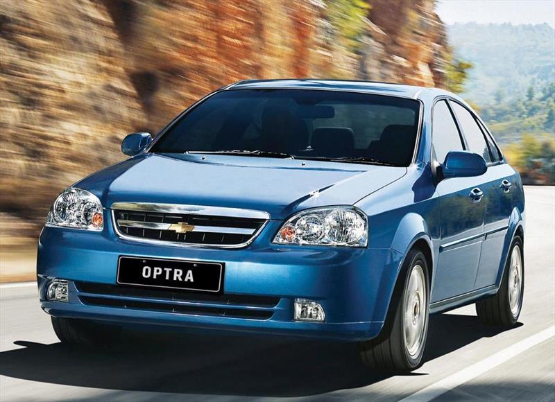 Chevrolet Optra - Información 2016