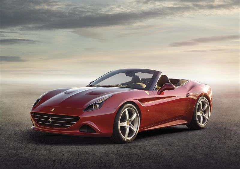foto Ferrari California T