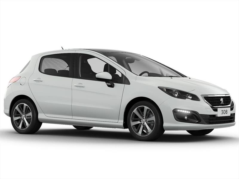 foto Peugeot 308 financiado en cuotas ( Allure Pack ) Anticipo $128.745
