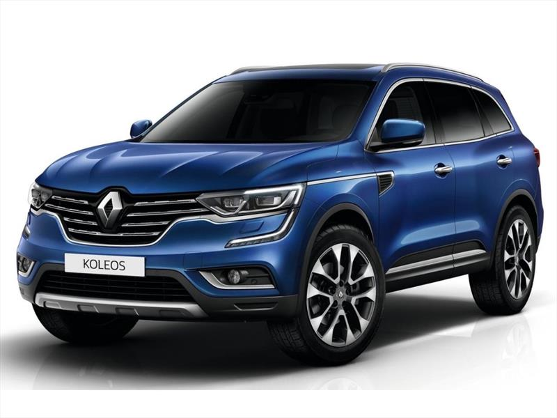 renault koleos 2 5l zen 2018. Black Bedroom Furniture Sets. Home Design Ideas