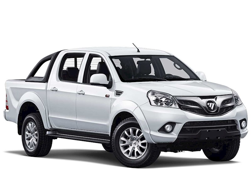 foto Foton FT500 2.8L Super Lux 4x4