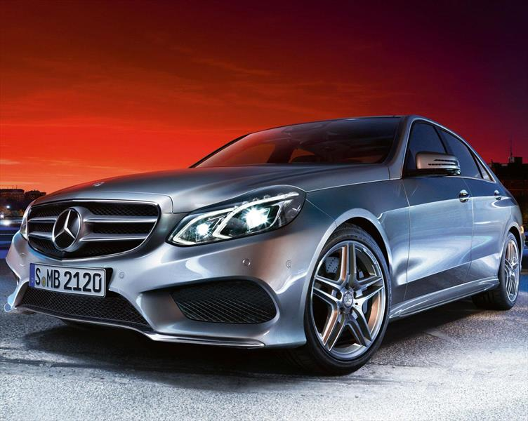 Mercedes Benz Clase E 500 Guard Aut