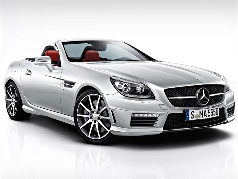 mercedes benz clase slk 55 amg 2015. Black Bedroom Furniture Sets. Home Design Ideas
