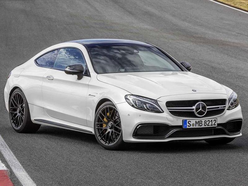 foto Mercedes Benz Clase C 63 S AMG Coupe nuevo