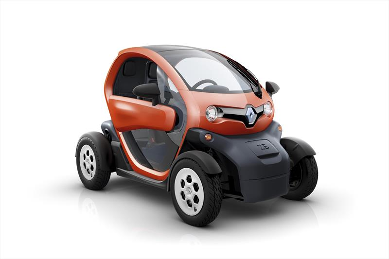 foto Oferta Renault Twizy Techno nuevo precio $304,300