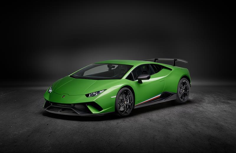 foto Lamborghini Huracán