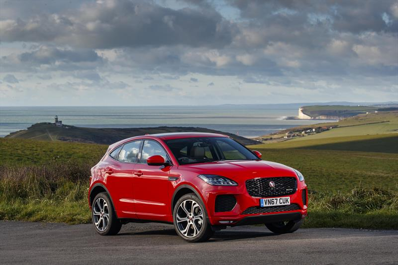 foto Jaguar E-Pace P250 First Edition