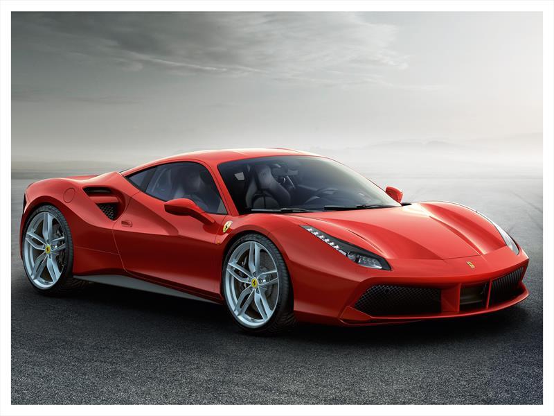 foto Ferrari 488 GTB 3.9L