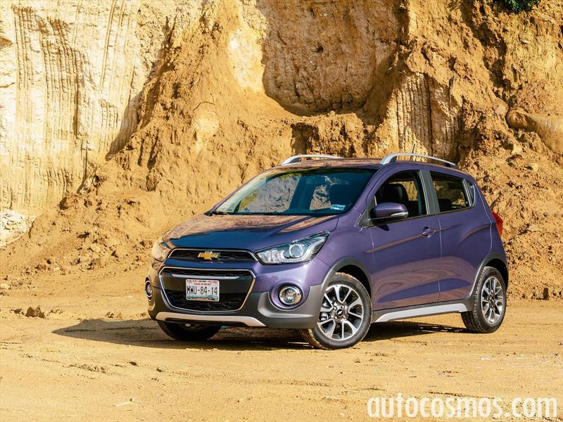 foto Oferta Chevrolet Spark Active  nuevo precio $212,400