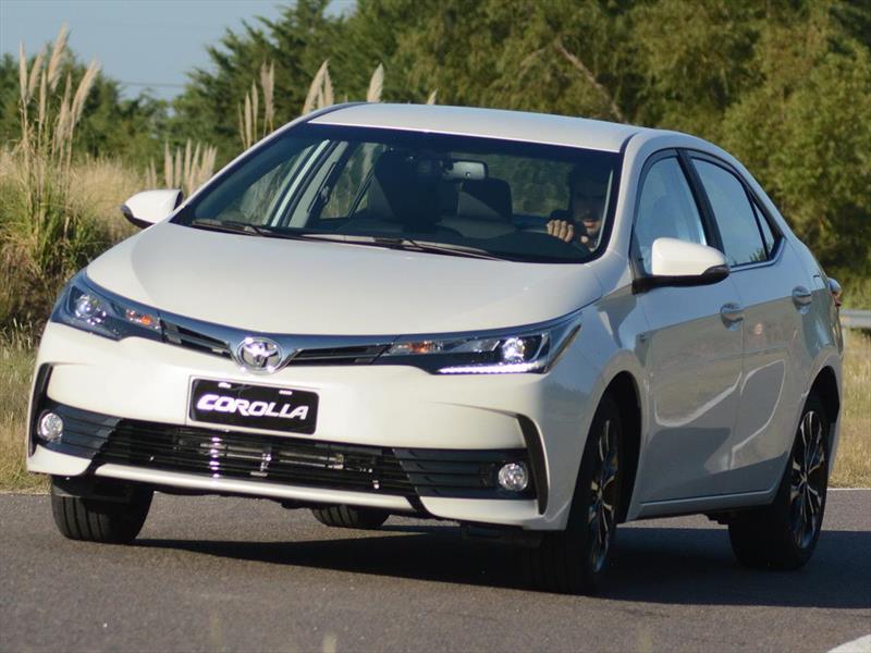 foto Oferta Toyota Corolla 1.8 XLi CVT nuevo precio $770.000