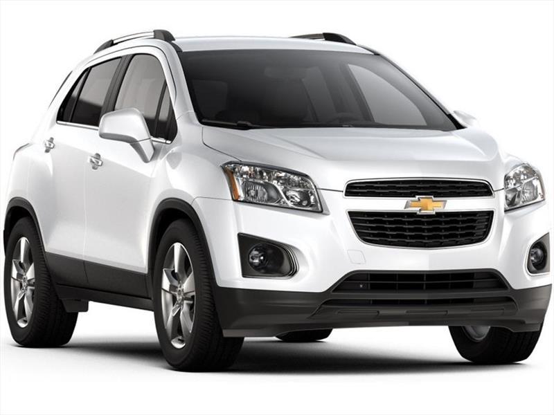 Chevrolet Tracker Informaci 243 N 2016