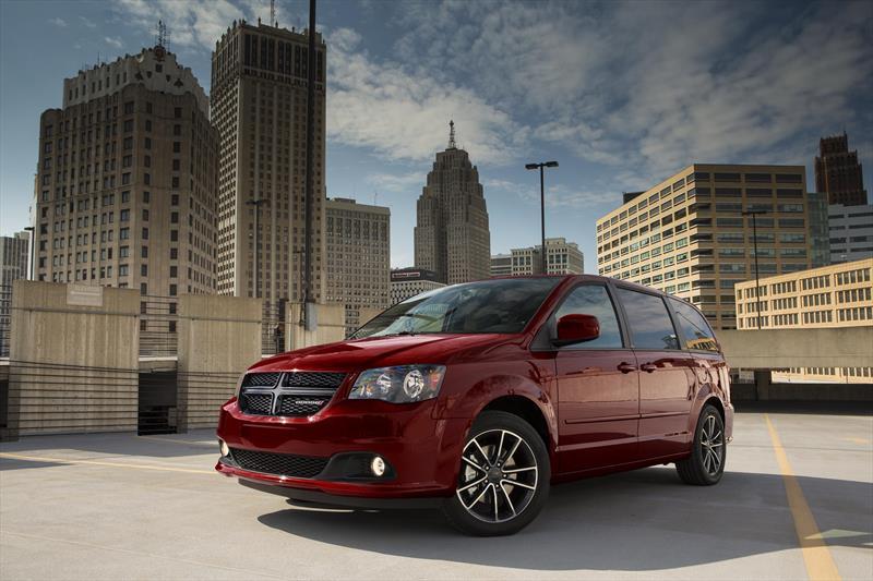 foto Dodge Grand Caravan