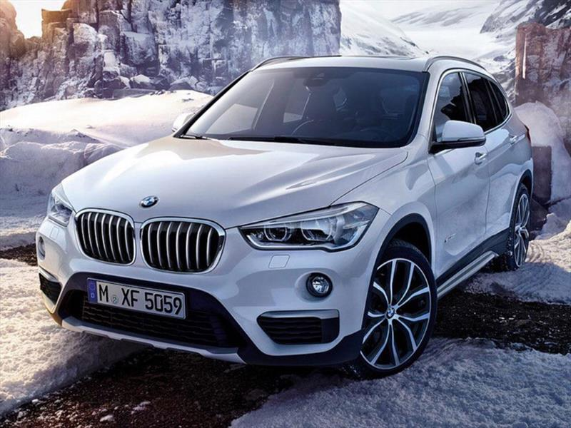 foto BMW X1 sDrive 18i Active