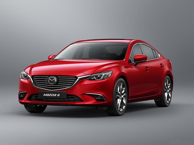Foto Mazda 6 2.0L Aut nuevo color A eleccion precio u$s39.990