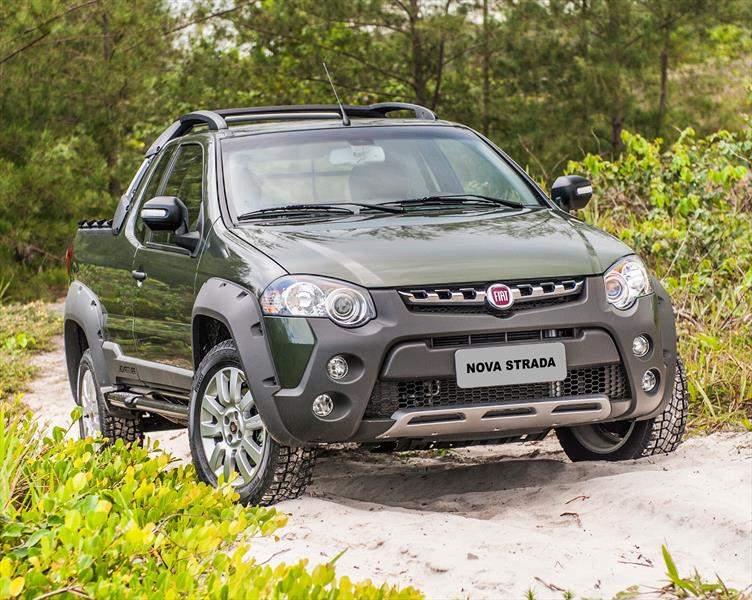 Fiat strada adventure 1 6 cabina extendida 2016 for Precio de fiat idea adventure 2016
