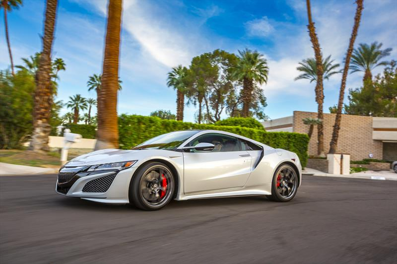 foto Acura NSX Exclusive