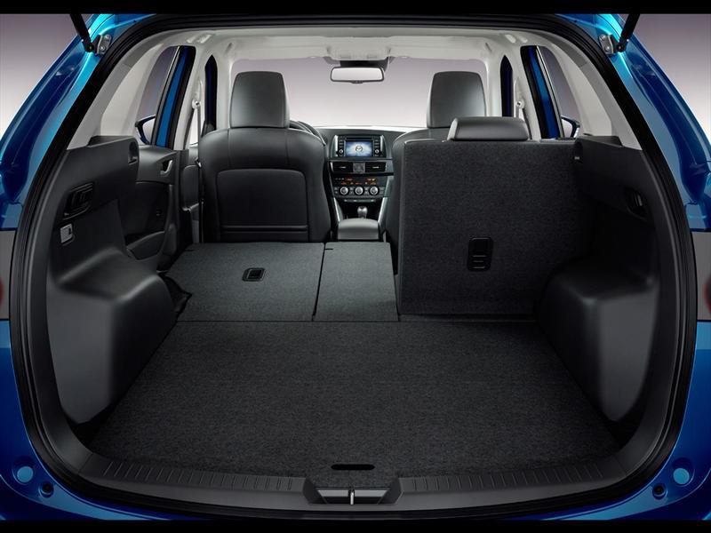 Mazda CX-5 2.0L i Grand Touring (2017)