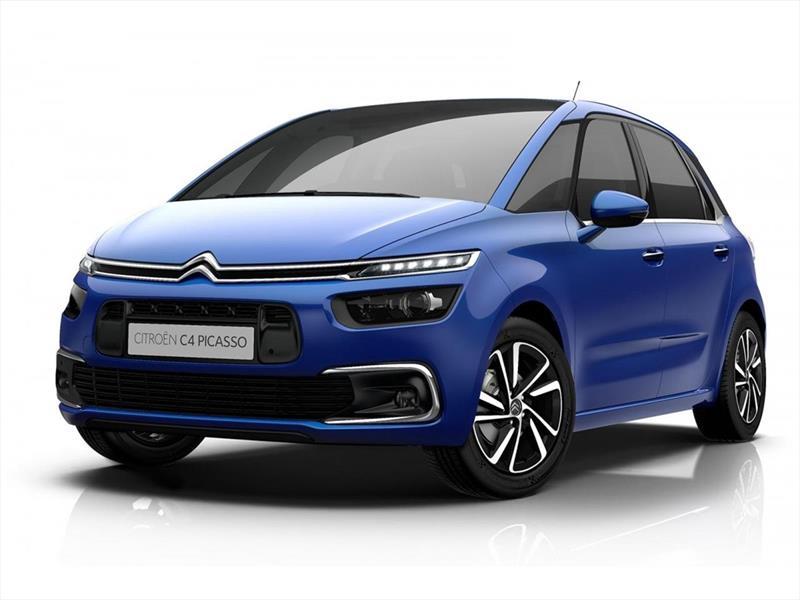 foto Citroën C4 Picasso 1.6L BlueHDi 120 Feel Plus 5p