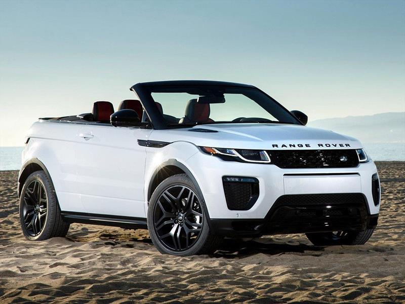 land rover range rover evoque cabrio 2 0l 2018. Black Bedroom Furniture Sets. Home Design Ideas