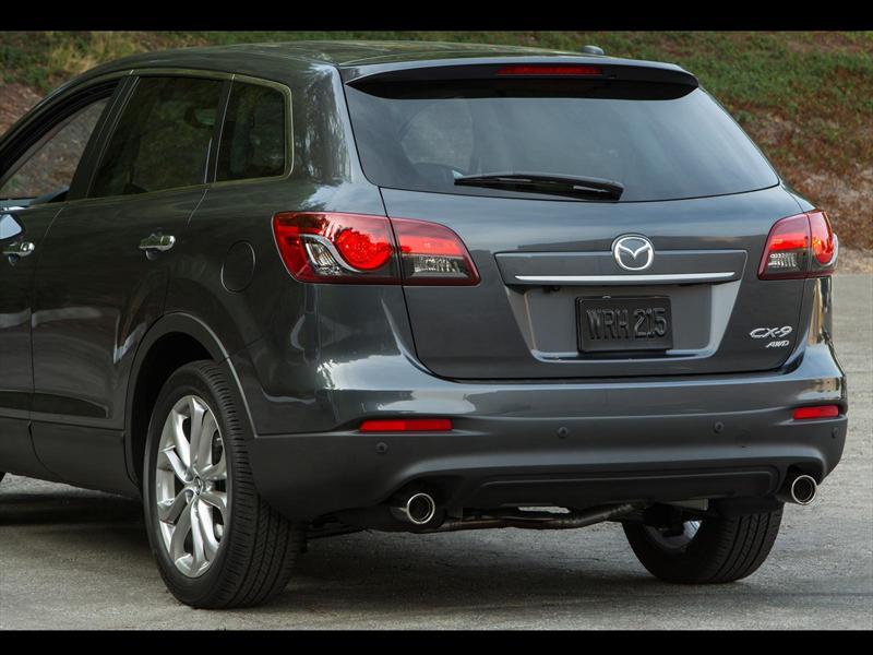 Mazda CX-9 Sport (2015)