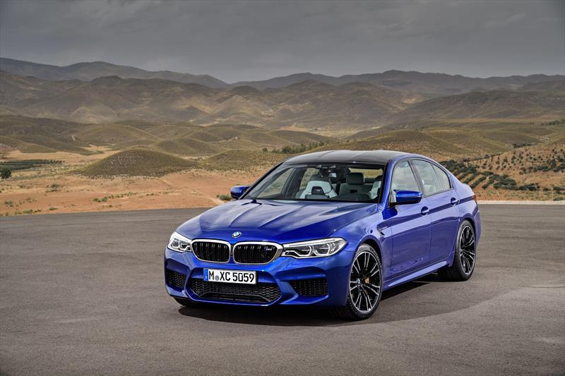 foto BMW Serie M M5