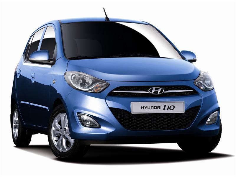 Hyundai I10 Informaci 243 N 2016