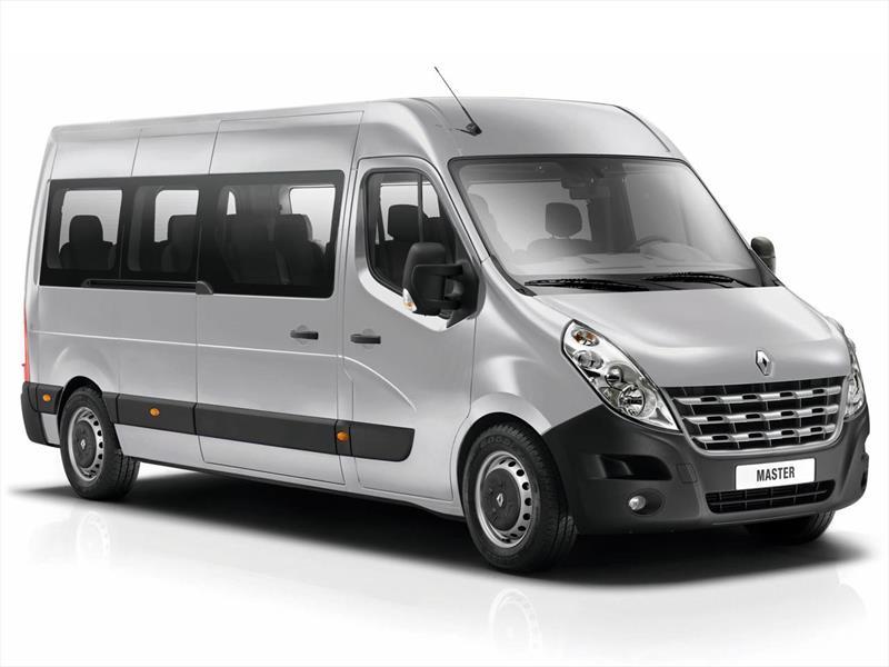 Renault Master Minibus (2017)