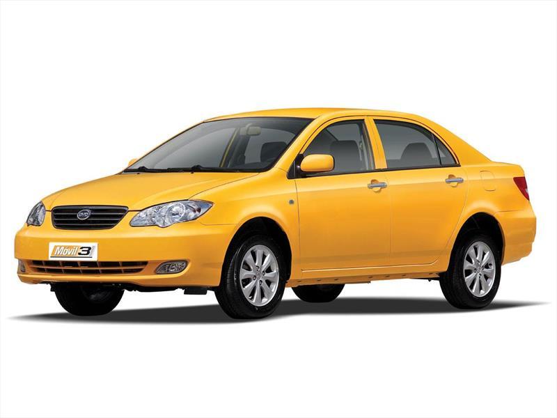 foto BYD Móvil 3 Taxi 1.5L GL