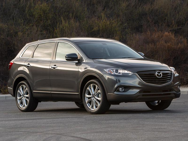 mazda cx 9 grand touring awd 2014. Black Bedroom Furniture Sets. Home Design Ideas