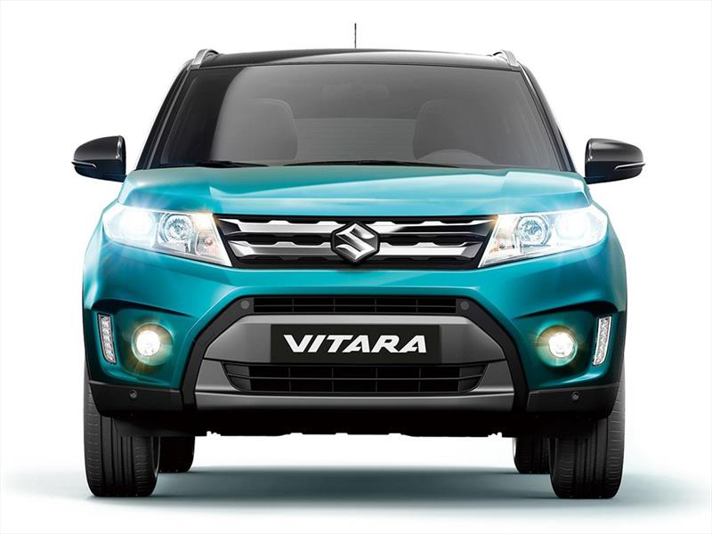 suzuki vitara glx 4x4 plus 2016. Black Bedroom Furniture Sets. Home Design Ideas