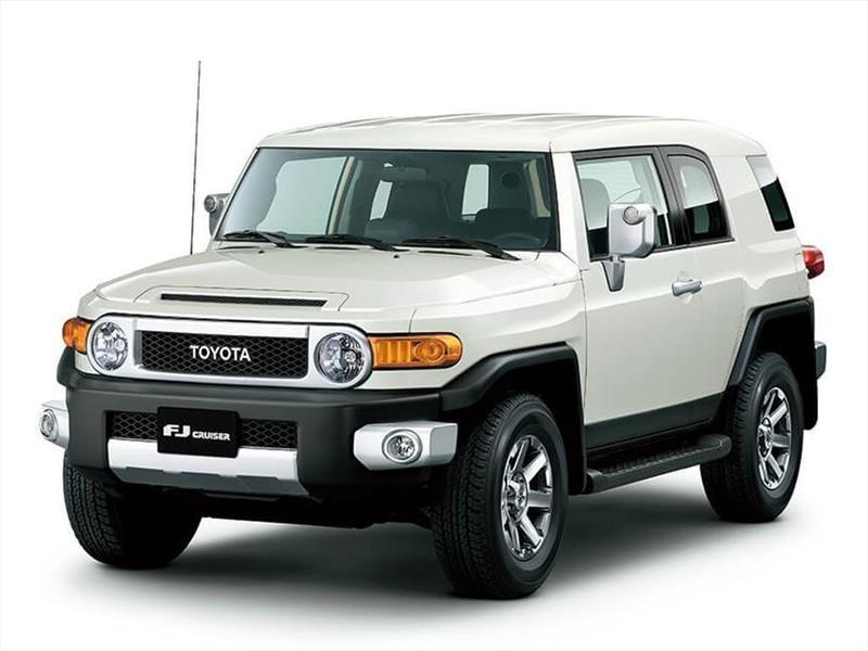 Toyota Fj Cruiser Nuevos Precios Del Cat 225 Logo Y Cotizaciones