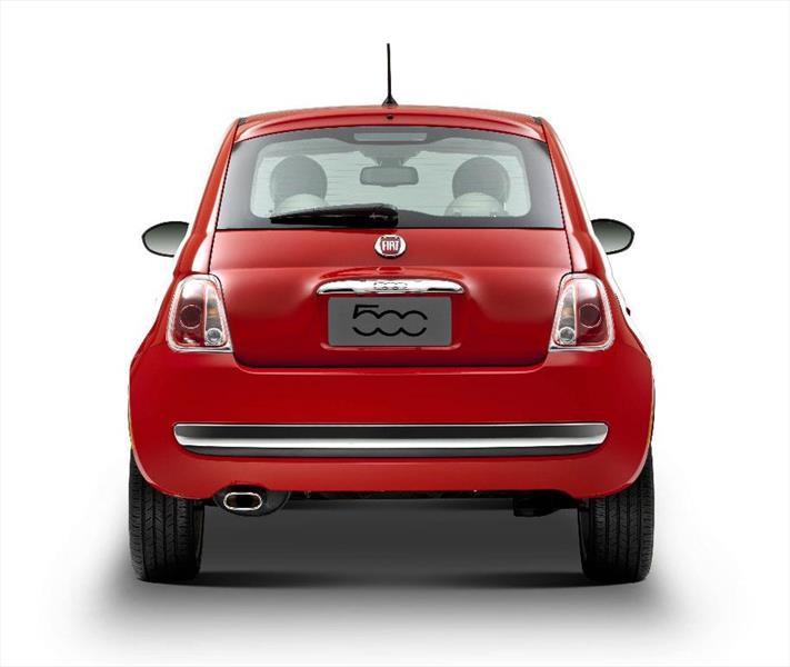 Fiat 500 1.4L Lounge Aut Full (2016