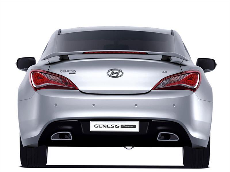 Genesis Coupe 2016 >> Hyundai Genesis Coupé 2.0 T (275Cv) (2016)