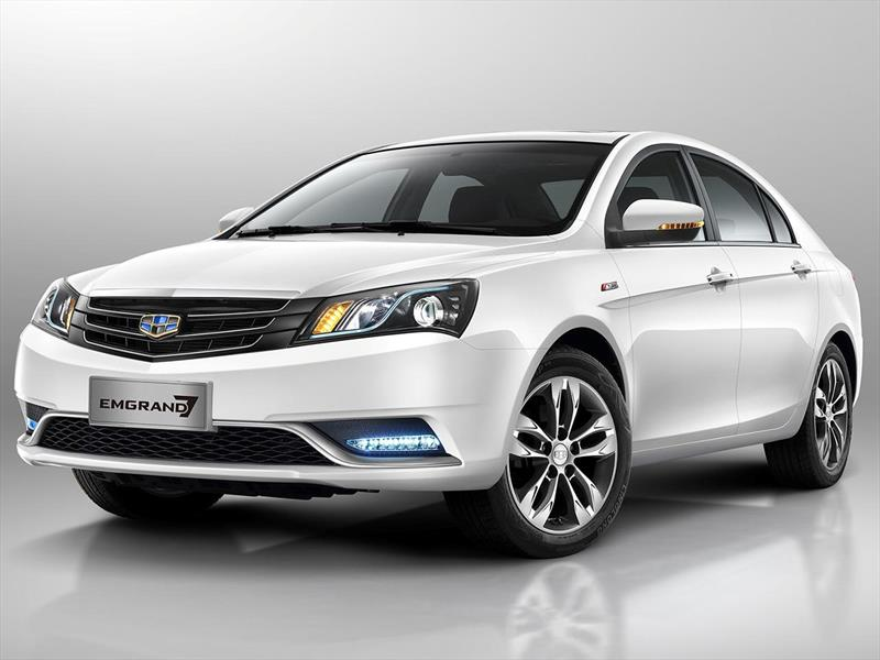 foto Geely Emgrand 7 GS Drive