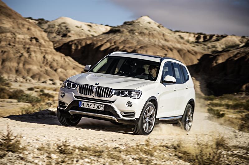 Autos Nuevos - BMW - Precios X3
