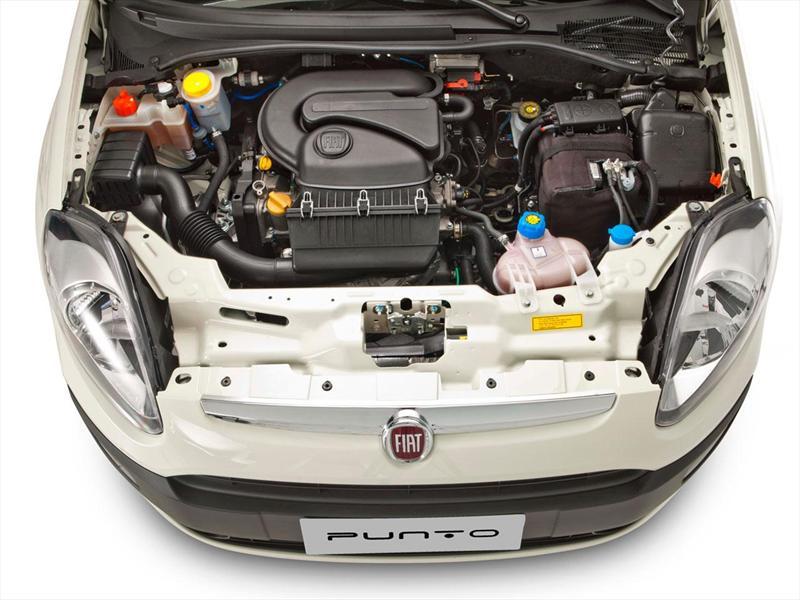 Fiat punto evo 1 5l dynamic 5p 2013 for Capacidad baul fiat punto