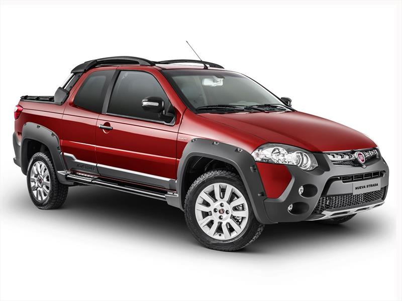 foto Fiat Strada Adventure 1.6 CD 3P Pack Top + Pack Xtreme III