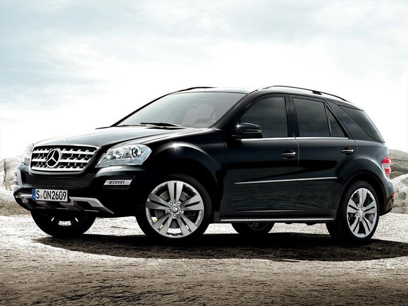 Foto Mercedes Benz M