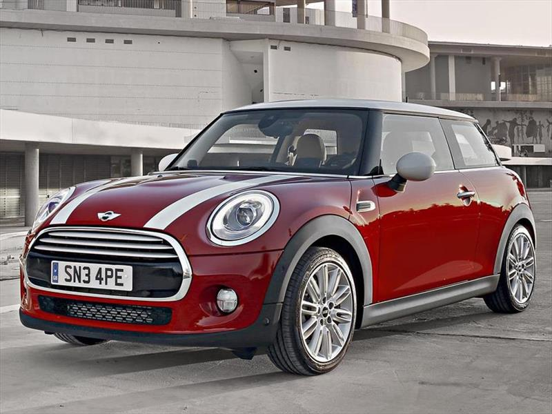 foto MINI Cooper 1.5L Pepper