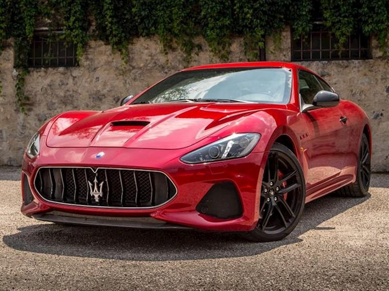 foto Maserati Gran Turismo GT Sport