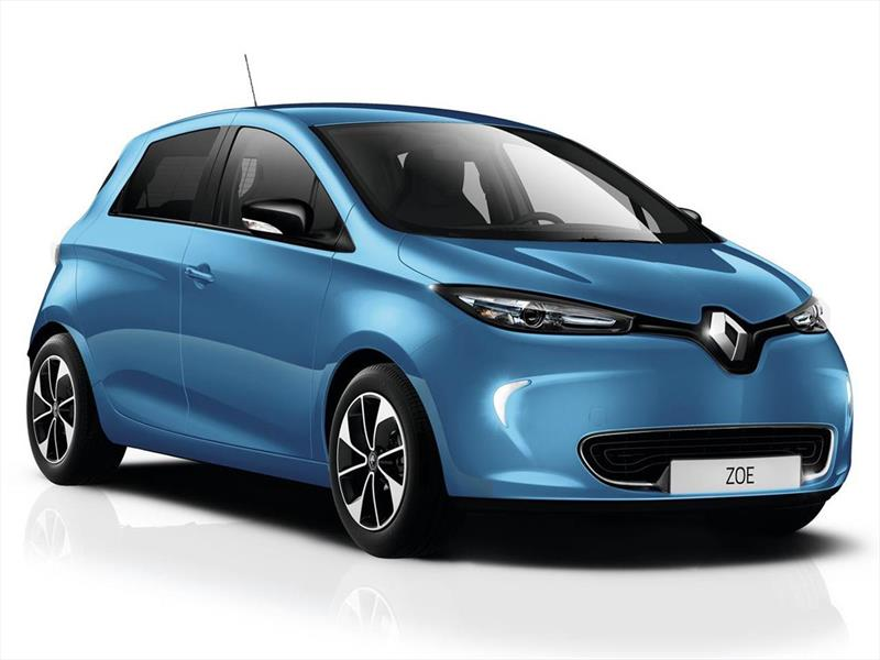foto Renault Zoe