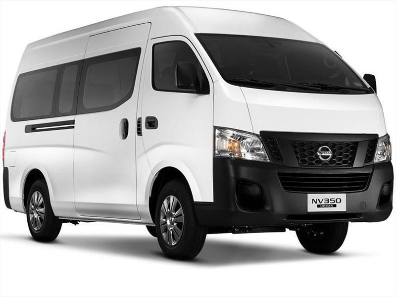 Nissan Urvan 2.5L Tdi Microbus 16P (2017)