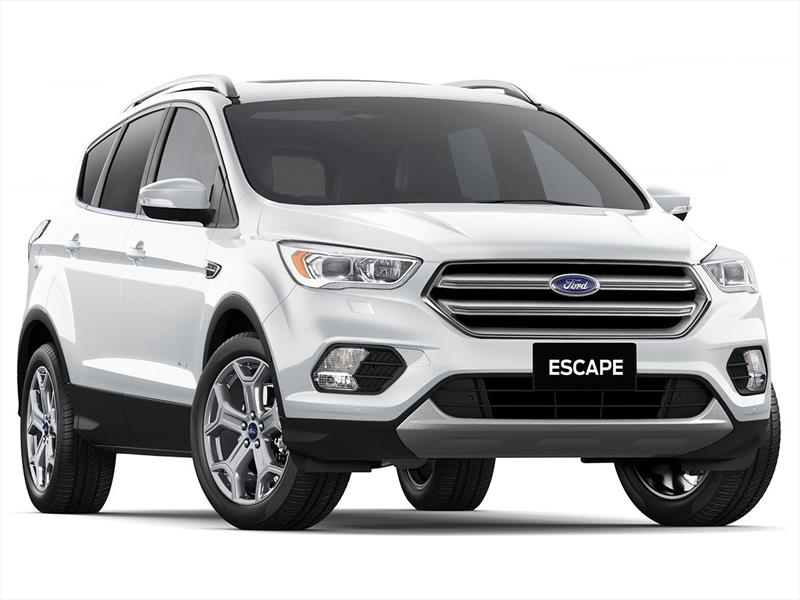Ford Escape 2 0l S 4x2 Diesel 2018